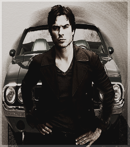 Damon by hisbloodsinger