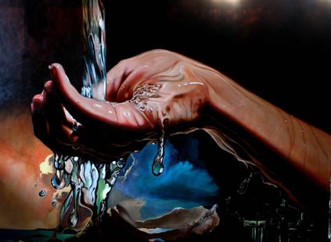 Hands No. 5