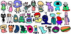 piksel by Poopflap