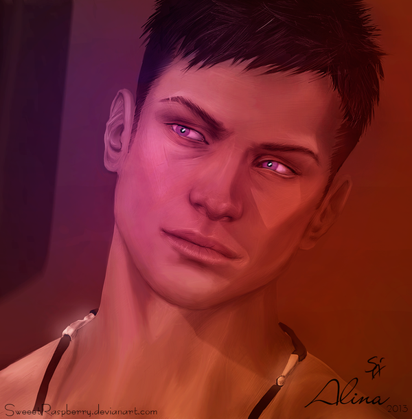 Dante for Beatriche87 by SweeetRazzbery