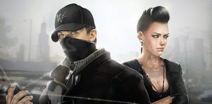 Watch Dogs by SweeetRazzbery
