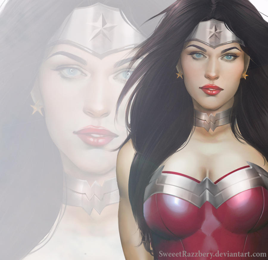 WonderWoman by SweeetRazzbery