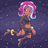 Octo Pixel Expansion by ET-the-Nerdling