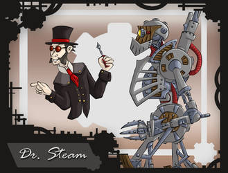 Dr. Steam by DarthZahl