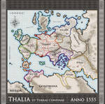 Thalia Map - Political - OUT OF DATE