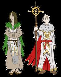 Priests by DarthZahl