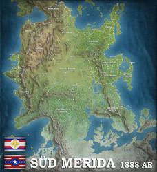 Southmerida by DarthZahl