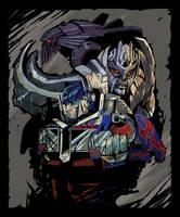 transformers by ai-eye