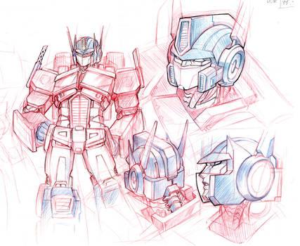 Optimus: sketch2