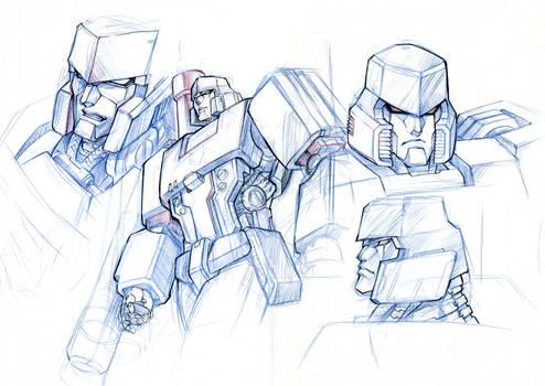 Megatron: sketch1