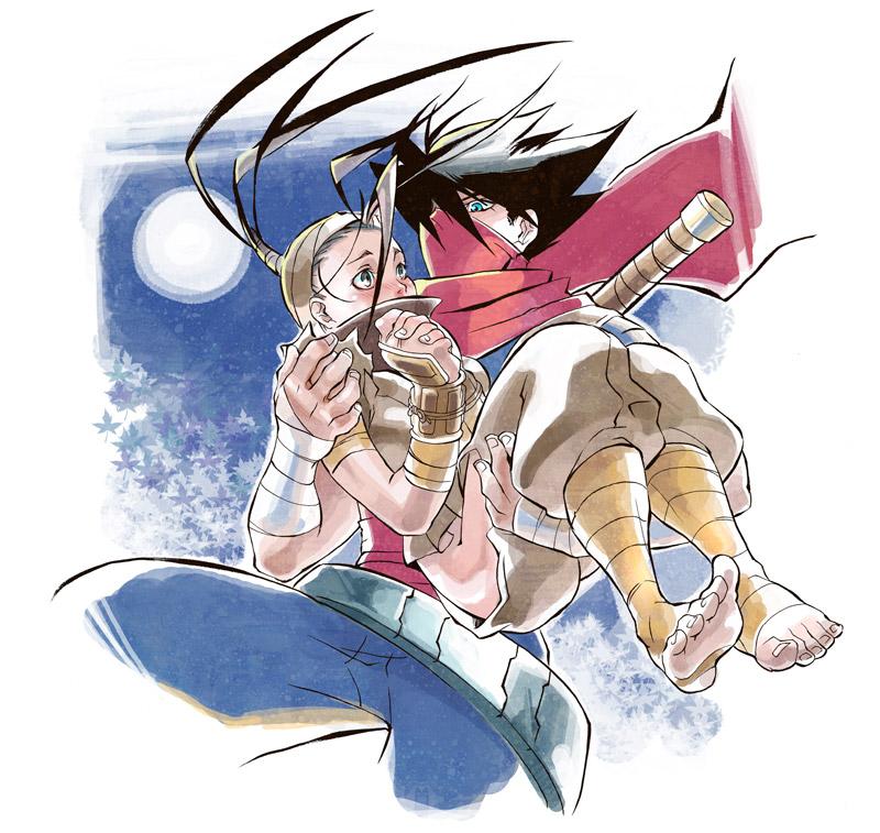 Commission: Hiryu and Ibuki by ai-eye