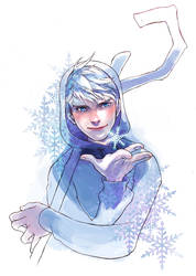 Jack Frost by ai-eye