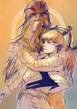 Luke and Chewi
