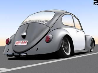 Hein: VW Beetle Vexel by Kofelstofel