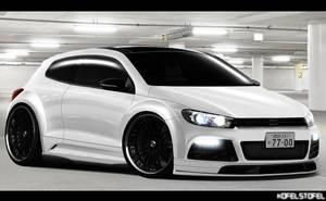 VW Scirocco by Kofelstofel