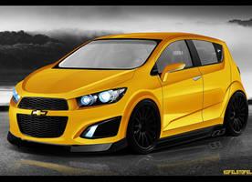 Hein: Chevrolet Aveo