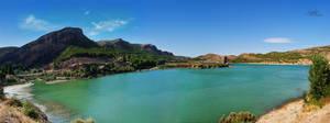 The Panoramic Lake