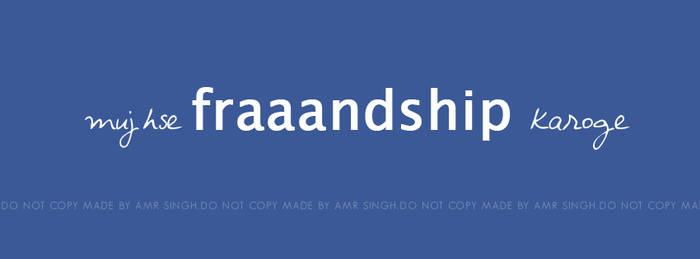 fraaandship