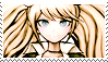 Junko enoshima stamp by moeco