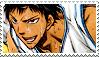 Daiki aomine stamp by moeco