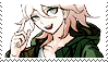 Nagito komaeda stamp by moeco