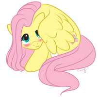 Fluttershy by LittleTihany