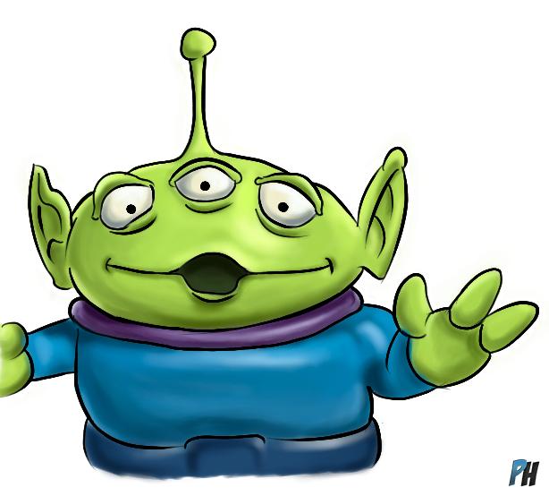 aliens toy story ooo - photo #11