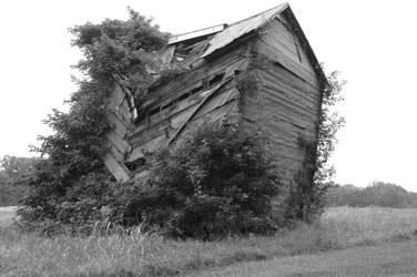 Barn by larryhoth