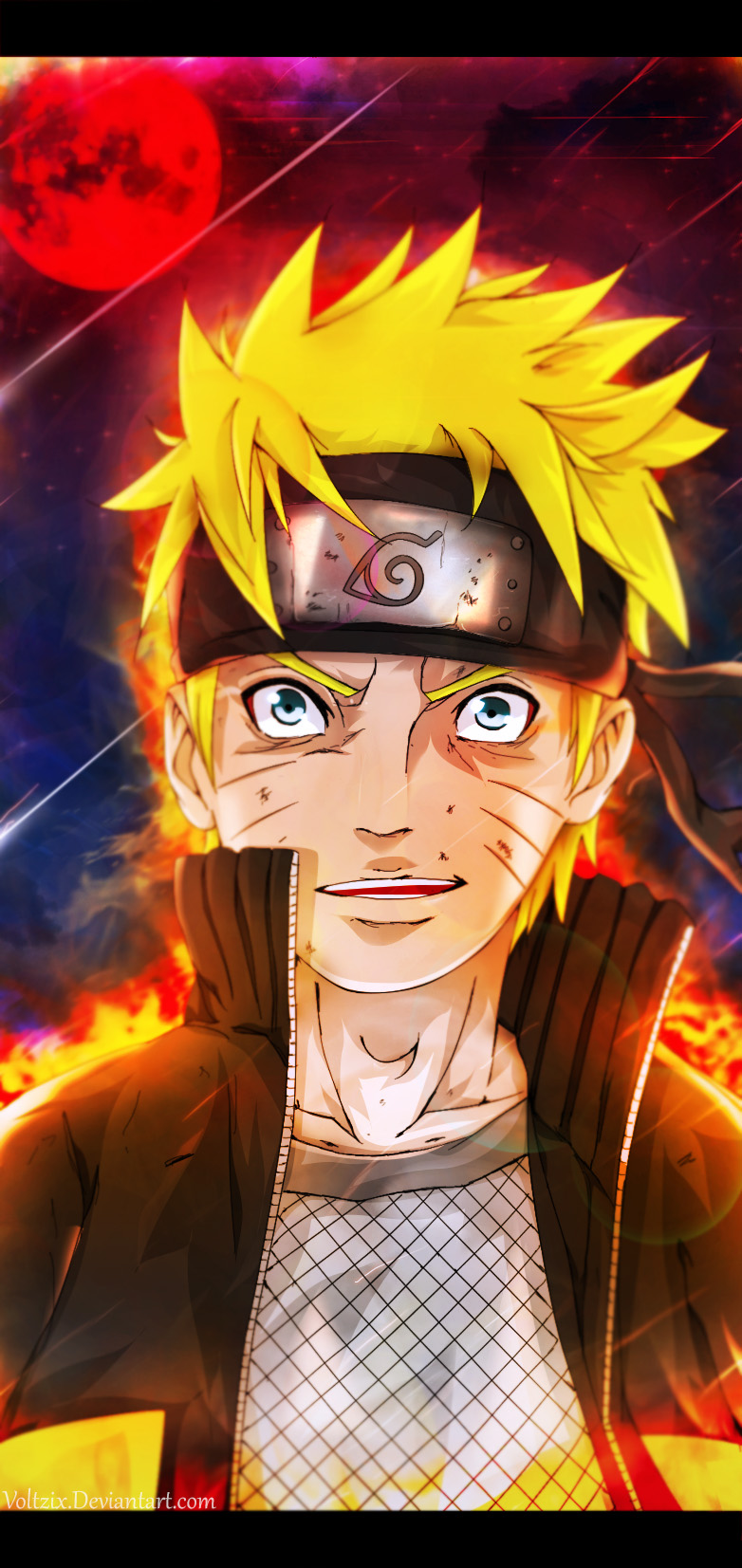 Naruto 693  - I'm Back..! by Voltzix