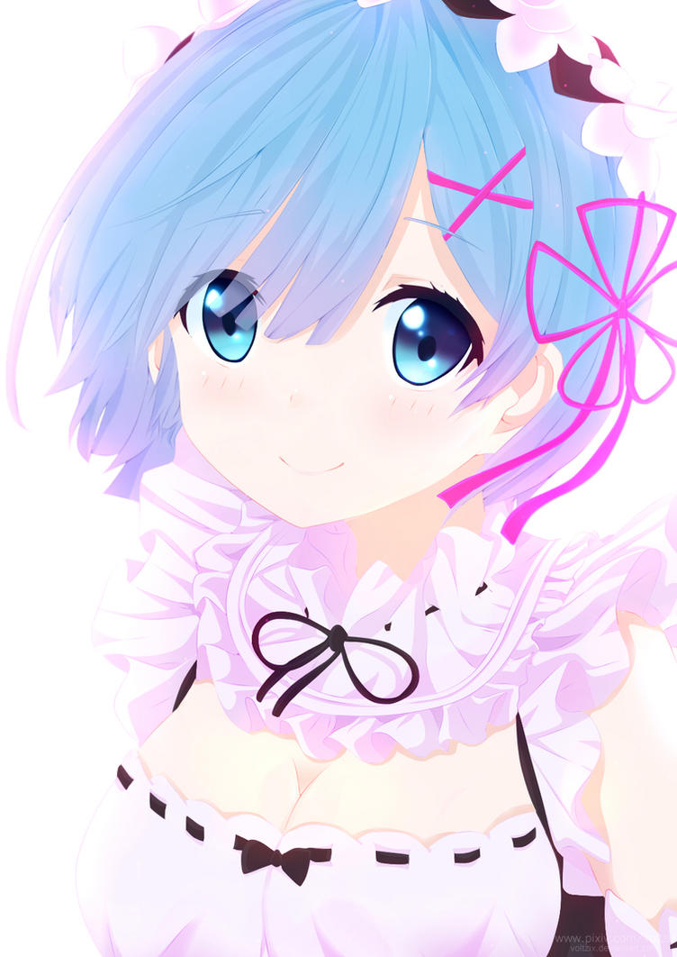 Re Zero - Rem by Voltzix