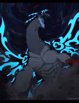 Fairy Tail 528 - Acnologia Dragon Version