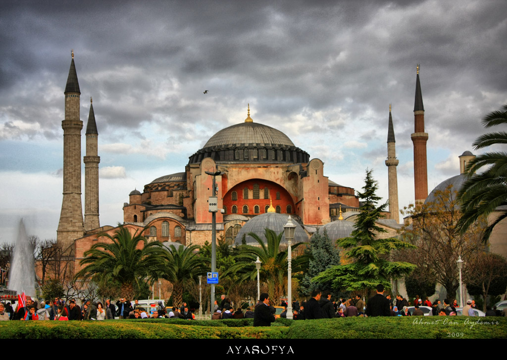 Ayasofya by aydemir on DeviantArt