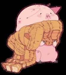Scarf Piggy