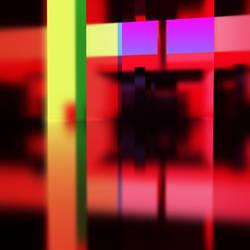 Colorful Hallway 2