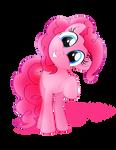 Pinkie Pie (Alpha Channel)
