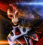 Mordin Solus from Mass Effect