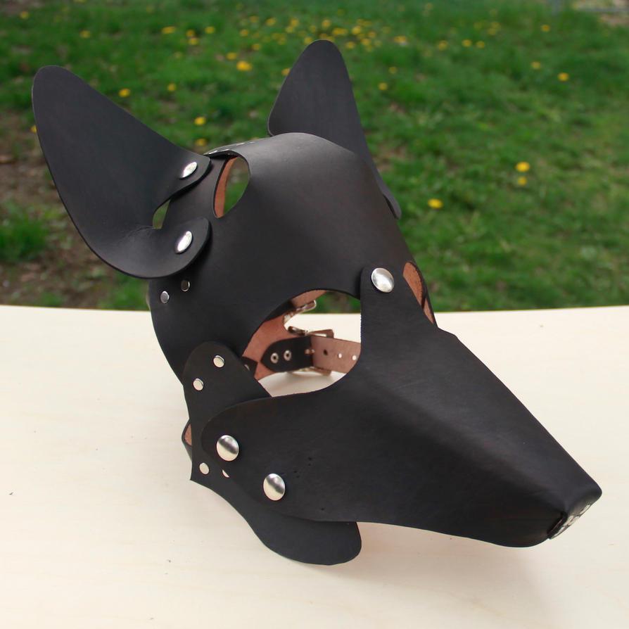 pup hood by DracoLoricatus