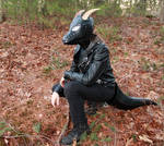 Leather Dragon Partial