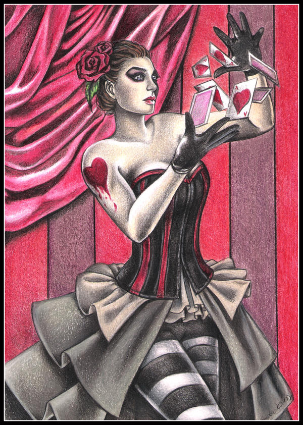 Queen of Hearts by Anne86