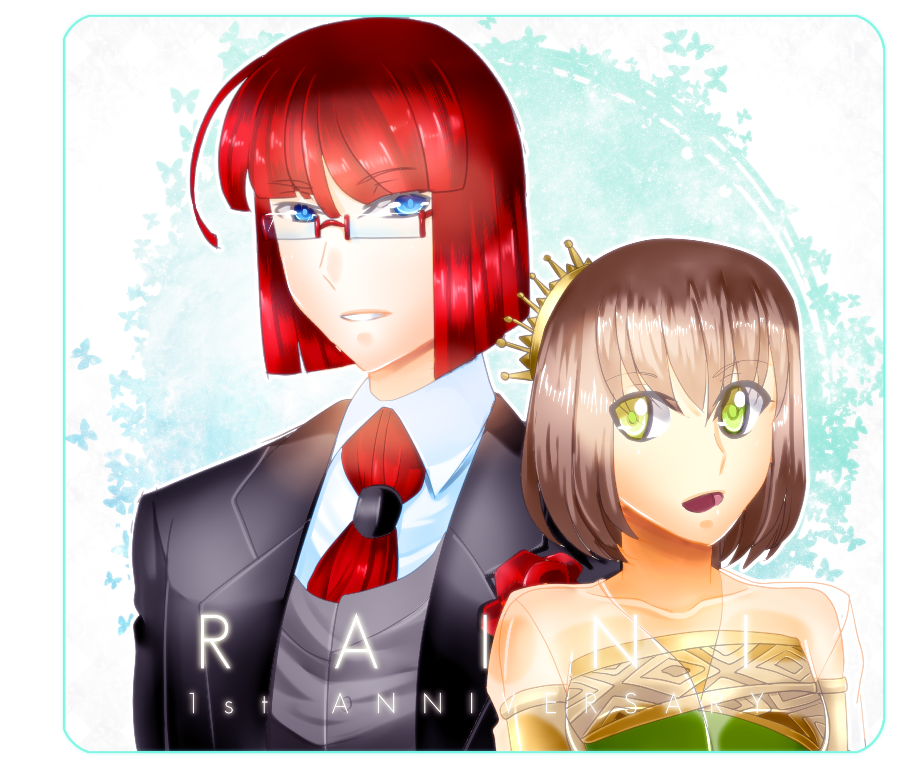 PN: raini 1st anniversary by sowelunee