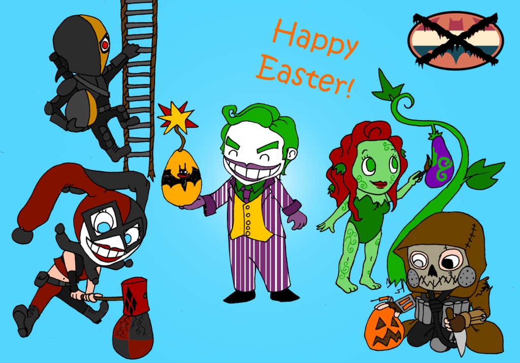 Happy Easter! by MichaelsComics