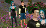 TS3: Gwen and Duncan