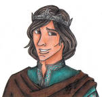 King Edmund The Just-coloured
