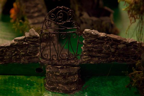 castiron gate by solis-sacredotibus