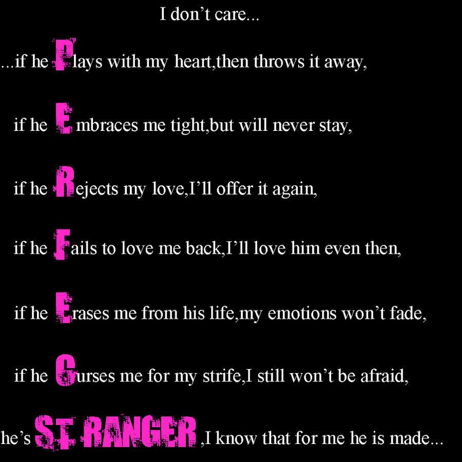 True Love Poems For Hi...