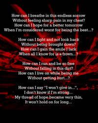Emotional poems by Marija343 on DeviantArt