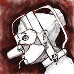 100 masks - #5 Scold's Bridle