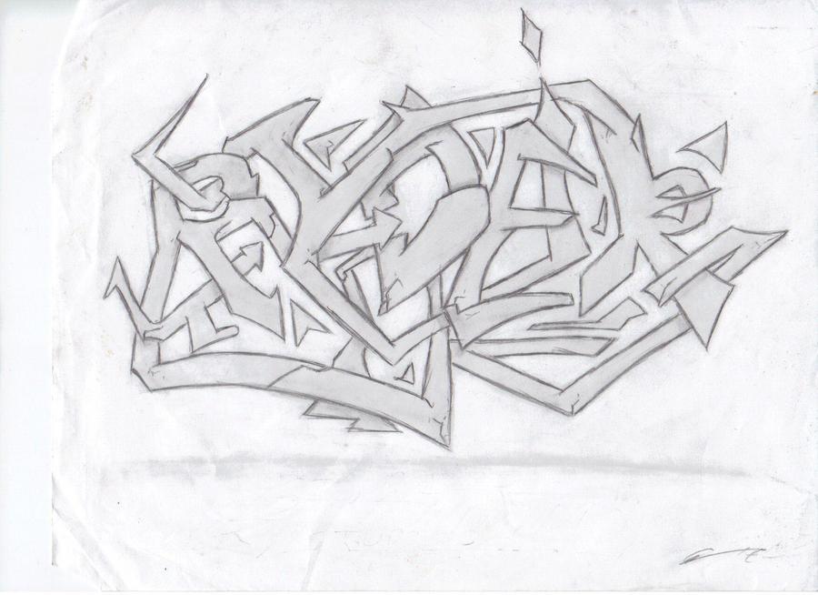 ghetto writing