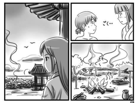 Amamiko: Sea Shrine Maidens 130 [End...for Now]