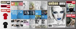 Urban Art Magazine by Desmemoriats